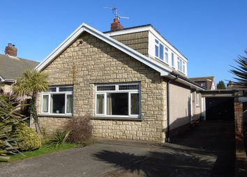 Thumbnail 5 bed detached bungalow for sale in Minehead Avenue, Sully, Penarth
