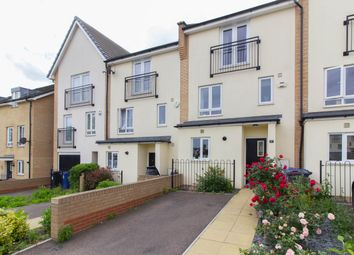 Thumbnail 4 bedroom terraced house for sale in The Rookery, West Thurrock