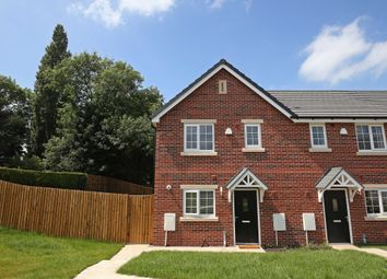 Thumbnail 3 bed semi-detached house for sale in The Glazebrook, Shaw Close Off Bromley Road, Congleton, Staffordshire