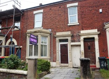 Thumbnail 5 bed terraced house for sale in Brackenbury Road, Preston