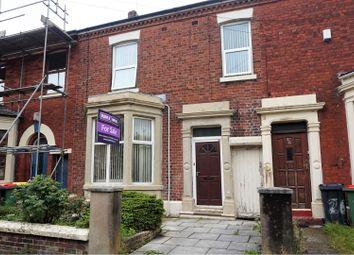 Thumbnail 5 bedroom terraced house for sale in Brackenbury Road, Preston