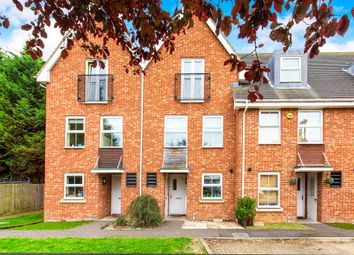 Thumbnail 4 bed town house for sale in Bushmead Road, Eaton Socon, St. Neots