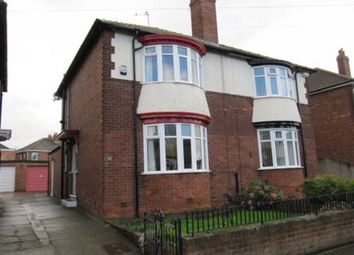 Thumbnail 2 bed semi-detached house to rent in Starmer Crescent, Darlington