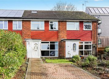 Thumbnail 4 bedroom terraced house for sale in Grandfield Avenue, Watford