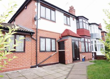 Thumbnail 3 bedroom flat to rent in Wood Lane, Handsworth Wood, Birmingham