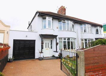 Thumbnail 3 bed semi-detached house for sale in Elmswood Road, Aigburth, Liverpool