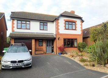 Thumbnail 4 bed detached house for sale in Brownlees, Exminster, Exeter