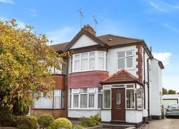 3 bed semi-detached house for sale in Camrose Avenue, Edgware HA8
