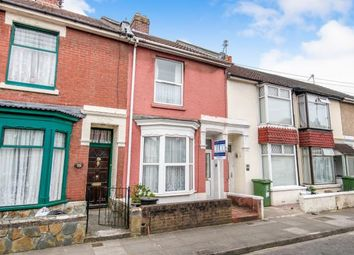 Thumbnail 3 bed terraced house for sale in Pitcroft Road, Portsmouth