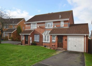 Thumbnail 3 bed semi-detached house for sale in Whitmore Way, Honiton