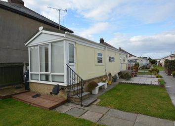 Thumbnail 1 bed mobile/park home for sale in Sunnyhurst Park, Blackpool, Lancashire