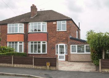 Thumbnail 3 bed semi-detached house for sale in Alexander Drive, Timperley, Altrincham