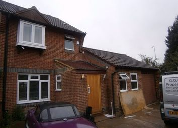 Thumbnail 1 bed flat to rent in Hookstone Way, Woodford Green, Essex