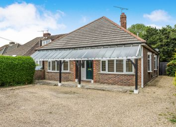 Thumbnail 2 bed bungalow to rent in White Hart Lane, Portchester, Fareham