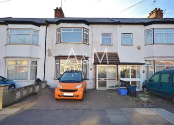 Thumbnail 4 bed terraced house for sale in Hertford Road, Ilford