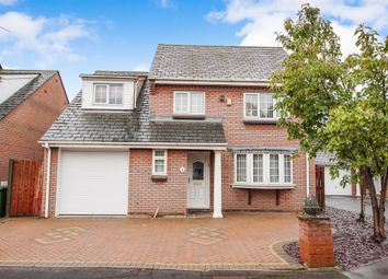 Thumbnail 4 bed detached house for sale in Churchfarm Close, Yate, Bristol