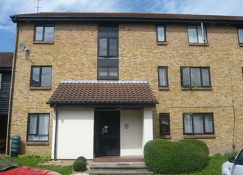 Thumbnail 1 bed flat to rent in Badger Close, Feltham