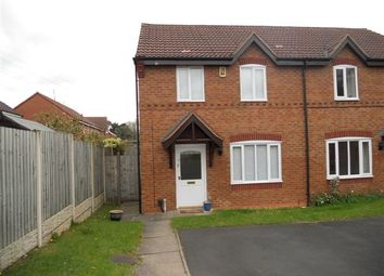 Thumbnail 2 bed semi-detached house to rent in Juniper Close, Walmley, Sutton Coldfield