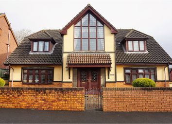 Thumbnail 4 bedroom detached house for sale in Park View Drive, Kidwelly