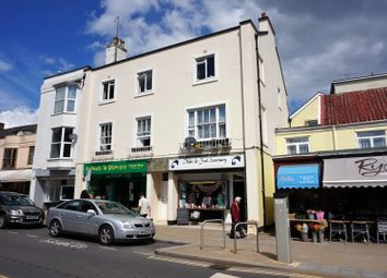 Thumbnail 3 bed flat for sale in 11 The Strand, Dawlish