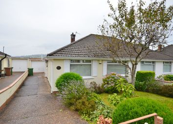 Thumbnail 2 bed semi-detached bungalow for sale in Mardy Crescent, Caerphilly