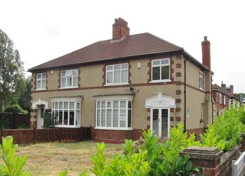 Thumbnail 3 bed semi-detached house to rent in Scartho Road, Grimsby