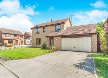 Thumbnail 4 bed detached house for sale in Cragdale Close, Hull