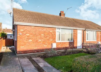 Thumbnail 2 bedroom semi-detached bungalow for sale in Bracken Road, Stockton-On-Tees