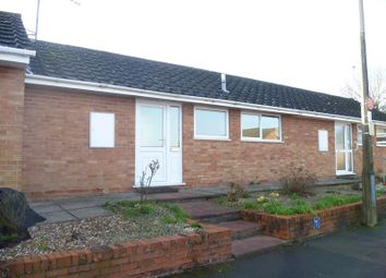 Thumbnail 2 bed terraced house to rent in 24 Queens Court, Ledbury, Herefordshire