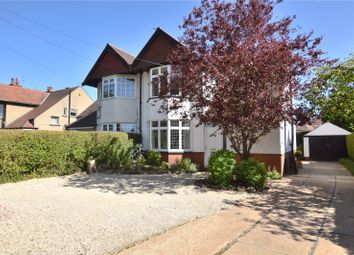 Thumbnail 3 bed semi-detached house for sale in Street Lane, Leeds, West Yorkshire