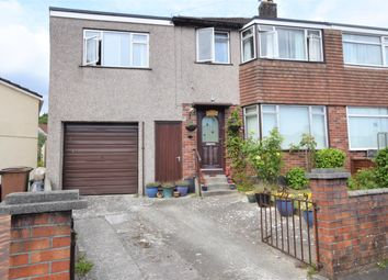 Thumbnail 5 bed semi-detached house for sale in Priory Drive, Plympton, Plymouth