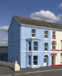 Thumbnail 5 bed terraced house for sale in Carron House, High Street, Borth