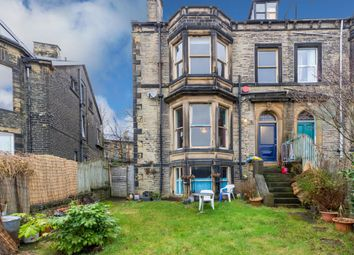 Thumbnail 8 bed end terrace house for sale in Savile Park Road, Halifax