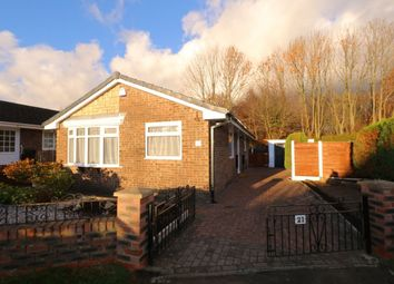 Thumbnail 2 bed bungalow for sale in Broadhurst, Denton, Manchester