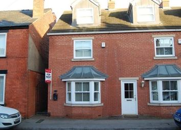 Thumbnail 3 bed end terrace house to rent in Robey Court, Robey Street, Lincoln