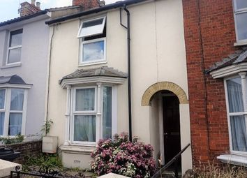 Thumbnail 3 bed terraced house for sale in Hythe Road, Ashford