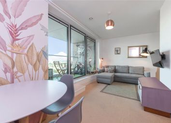 Thumbnail 2 bed flat for sale in East Ferry Road, Crossharbour, London