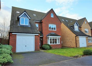 Thumbnail 5 bed detached house for sale in Grangefield Avenue, Doncaster