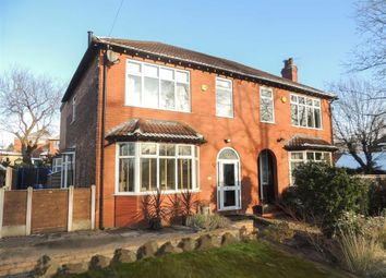 Thumbnail 4 bedroom semi-detached house for sale in Compstall Road, Romiley, Stockport