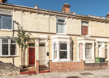 Thumbnail 3 bedroom terraced house for sale in Burleigh Road, Fratton, Portsmouth