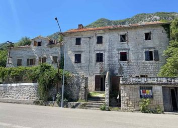 Thumbnail 4 bed property for sale in Stone House On The First Line, Prcanj, Kotor, Montenegro