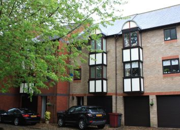 Thumbnail 3 bed town house to rent in Heron Island, Caversham, Reading, Berkshire