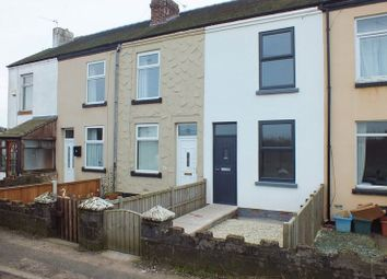 Thumbnail 2 bed terraced house for sale in Audley Road, Talke, Stoke-On-Trent