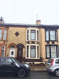 Thumbnail 3 bed terraced house for sale in Stuart Road, Liverpool