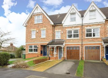 Thumbnail 5 bed town house to rent in Barkers Meadow, Ascot