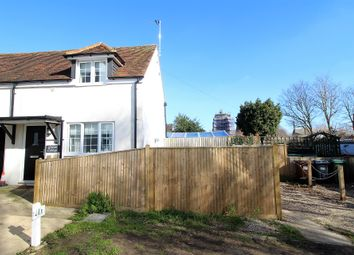 Thumbnail 1 bedroom semi-detached house to rent in High Street, Westham