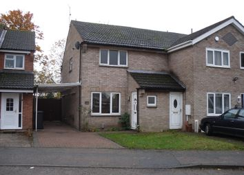 2 bed link-detached house to rent in Faldo Close, Rushey Mead LE4