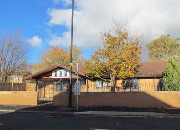 Thumbnail 3 bed bungalow for sale in Stoneleigh Avenue, Newcastle Upon Tyne