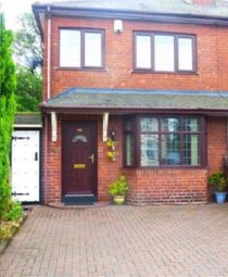 Thumbnail 3 bedroom semi-detached house to rent in Queens Road, Tipton
