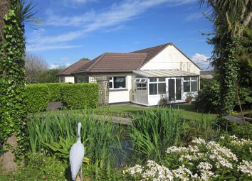 4 bed detached bungalow for sale in Chapel Lane, Canonstown, Hayle TR27